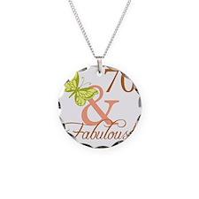 fabulous_autumn 70 Necklace Circle Charm