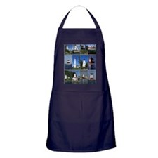 Lake Huron 9x12 Apron (dark)