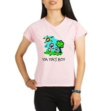 yia yias boy stick figure Performance Dry T-Shirt