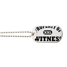 Property of Witness Protection Program Sh Dog Tags