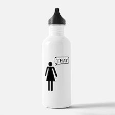 that Water Bottle