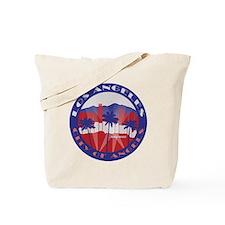 LA City of Angels patriot Tote Bag