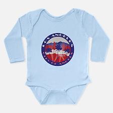 LA City of Angels patriot Body Suit