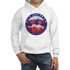LA City of Angels patriot Hoodie