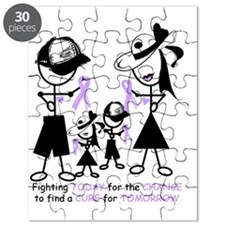 Rett Syndrome Awareness Puzzle