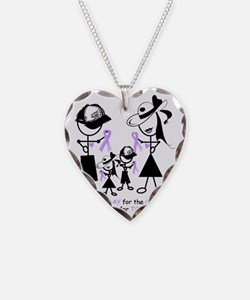 Rett Syndrome Awareness Necklace