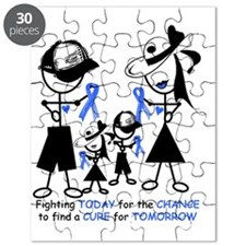 2-Prostate Cancer Awareness Puzzle