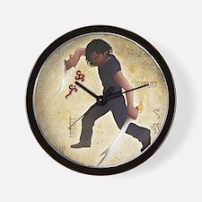 FMA Kali Wall Clock
