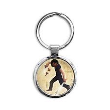 FMA Kali Round Keychain
