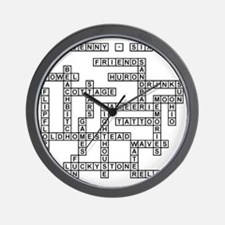 2-GLORIOSO JENNY Wall Clock