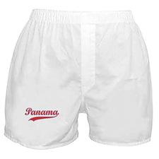Retro Panama Boxer Shorts