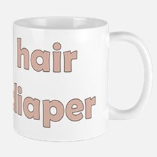 HairDiaperDark Mug
