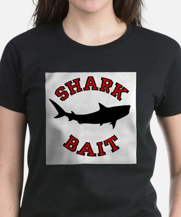 Shark Bait Ash Grey T-Shirt