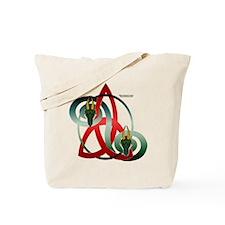 Shirt_DragonTri Tote Bag