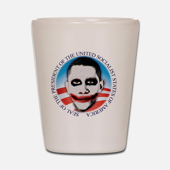 seal_ussa_lt Shot Glass