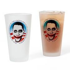 seal_ussa_lt Drinking Glass