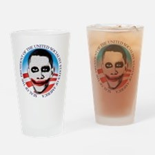 seal_ussa_lt Drinking Glass
