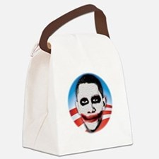 seal_ussa_dk Canvas Lunch Bag