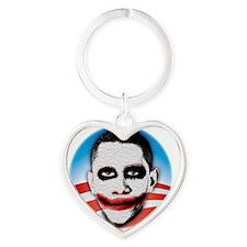 seal_ussa_dk Heart Keychain