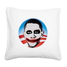 seal_ussa_dk Square Canvas Pillow