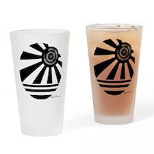 2-shine_down Drinking Glass