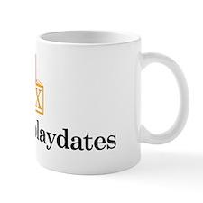 imupforplaydates Mug