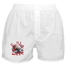 Bulldog Love Boxer Shorts