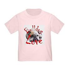 Bulldog Love T