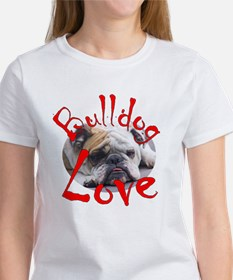 Bulldog Love Women's T-Shirt