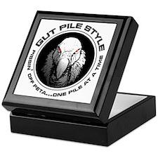 Gut Pile Style Buzzard Keepsake Box