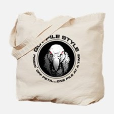 Gut Pile Style Buzzard Tote Bag