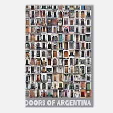 Argentina Door 9x12 Postcards (Package of 8)