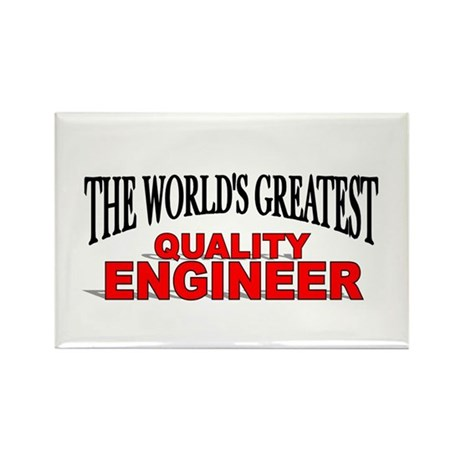 """""""The World's Greatest Quality Engineer"""" Rectangle"""