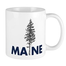 State Of Maine Coffee Mug
