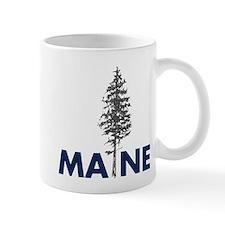 State Of Maine Coffee Small Mug