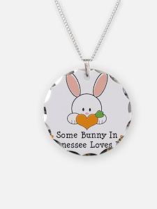TennesseeSomeBunnyLovesMe Necklace