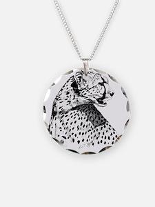 Cheetah_12x12 Necklace