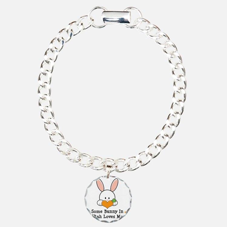 UtahSomeBunnyLovesMe Bracelet