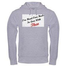 In Love with Theo Hoodie