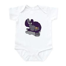 Rubix Gorilla Infant Bodysuit