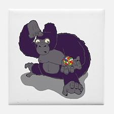 Rubix Gorilla Tile Coaster