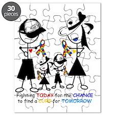 2-Autism Awareness Puzzle