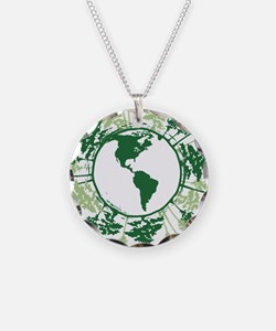 Keep It Green Necklace