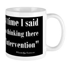 intervention_card Mug