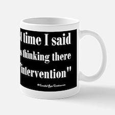 intervention_card Mug
