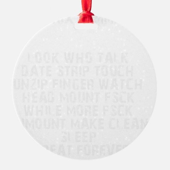 dark_unix Ornament