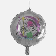 colorful grunge dance Balloon