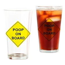 POBtotDK Drinking Glass
