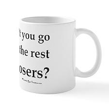 dielosers_sq Mug