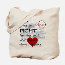 2-HeartStopsLogo20x20 Tote Bag